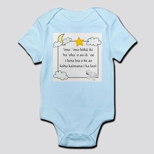Hawaiian Twinkle Little Star Infant Creeper
