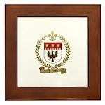 JEANSON Family Crest Framed Tile