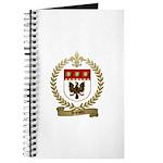 JEANSON Family Crest Journal