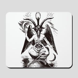 Sabbat Goat Mousepad