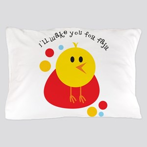 I'll Wake You For Fajr Pillow Case