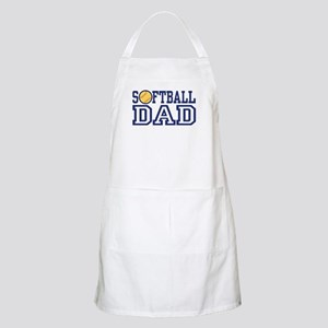 Softball Dad BBQ Apron