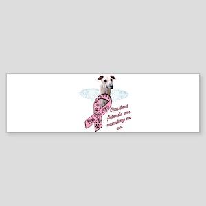 Wings Bumper Sticker