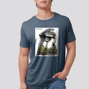 Audubon Great Blue Heron T-Shirt