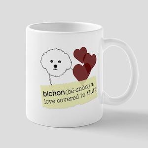 BichonDef1 Mugs