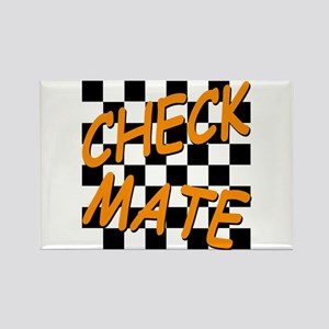 Checkmate - Chess Rectangle Magnet