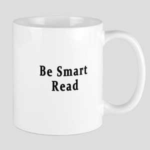 Be Smart Read Mug