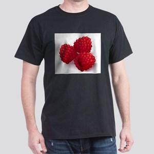 Raspberries Ash Grey T-Shirt