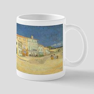 Van Gogh The Yellow House Mug