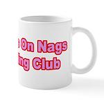 Hags On Nags Mug
