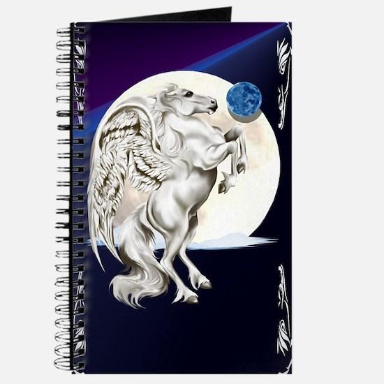 Rearing Pegasus Stallion Journal
