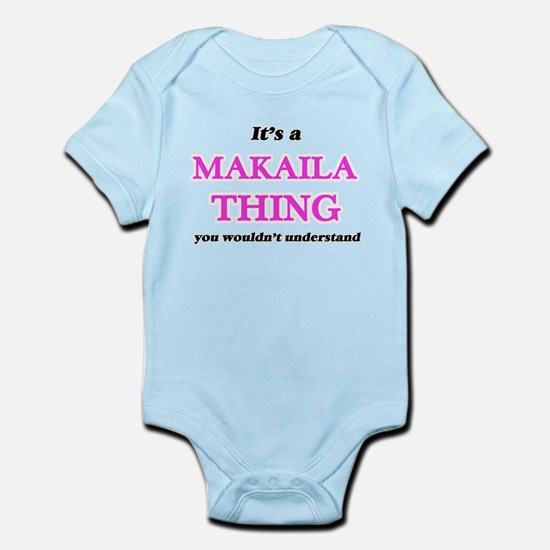 It's a Makaila thing, you wouldn&#39 Body Suit