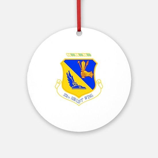374th Ornament (Round)