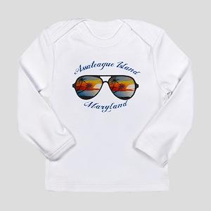 Maryland - Assateague Island Long Sleeve T-Shirt