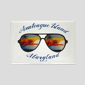 Maryland - Assateague Island Magnets