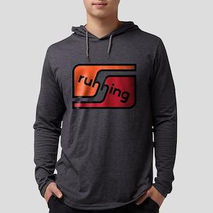 RUNNING RETRO 3 Long Sleeve T-Shirt