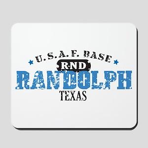 Randolph Air Force Base Mousepad