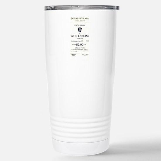 PRR-1910-EXCURSION Stainless Steel Travel Mug