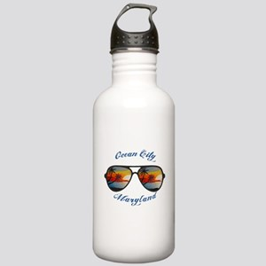 Maryland - Ocean City Stainless Water Bottle 1.0L