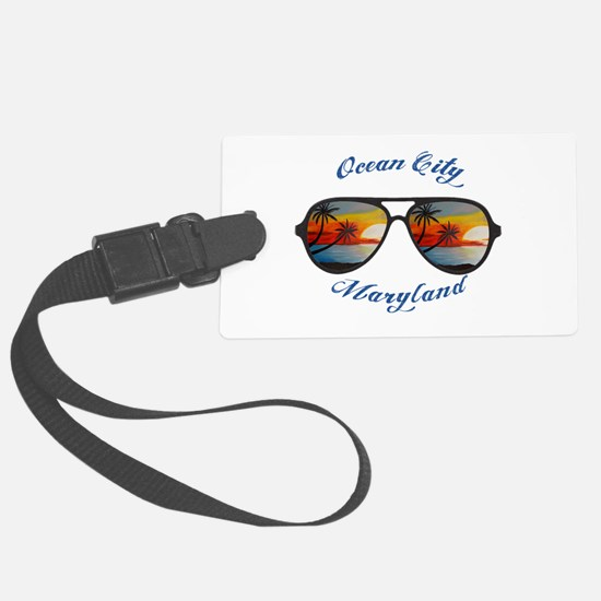 Maryland - Ocean City Luggage Tag
