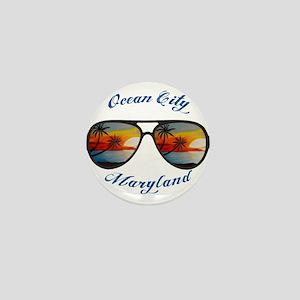 Maryland - Ocean City Mini Button