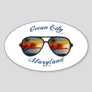 Maryland - Ocean City Sticker