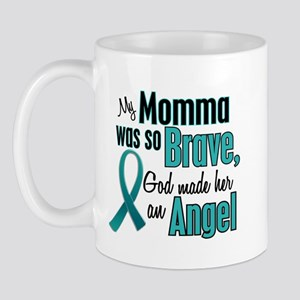 Angel 1 TEAL (Momma) Mug