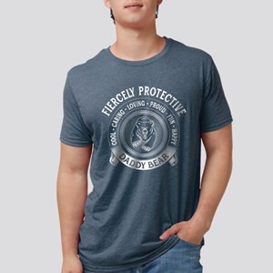 Fiercely Protective Daddy Bear T-Shirt