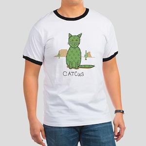 """Funny """"Catcus"""" Cactus T-Shirt"""