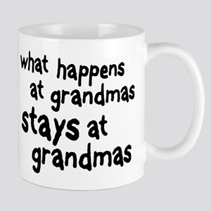 What Happens At Grandma's Mug