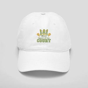 Queen Of The Court Tennis Cap