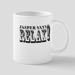 Jasper Relax (rustic) Mug