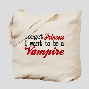 Forget Princess Tote Bag