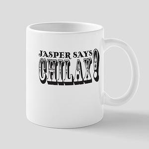 Jasper Chilax (rustic) Mug