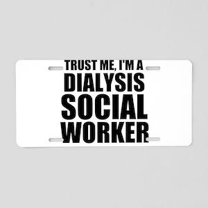 Trust Me, I'm A Dialysis Social Worker Aluminu