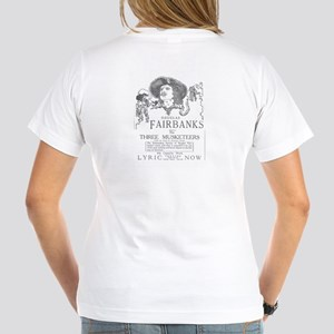 """Three Musketeers"" Double-Sided Women's"
