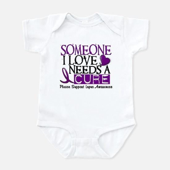 Needs A Cure LUPUS Infant Bodysuit