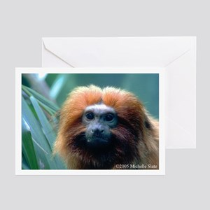Golden Lion Greeting Cards (Pk of 10)