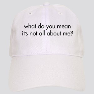 All About Me Cap