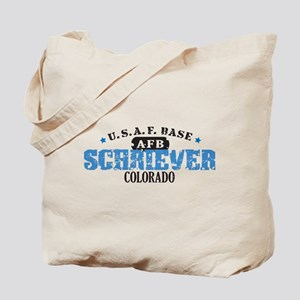 Schriever Air Force Base Tote Bag