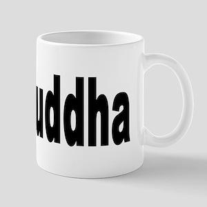 I Love Buddha Mug