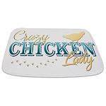 Chicken Lady Bathmat