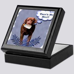 Labs-n-Kids Keepsake Box