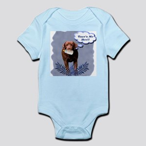 Labs-n-Kids Infant Creeper