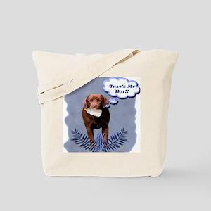 Labs-n-Kids Tote Bag