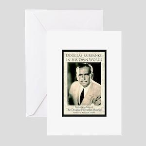 Douglas Fairbanks Greeting Cards (Pk of 20)