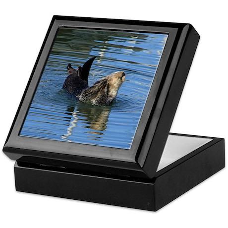 Otter Roll Keepsake Box