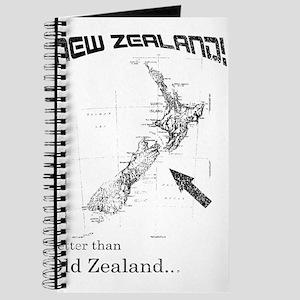 NZ, Better than Old Zealand Journal