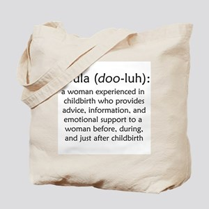 doula definition Tote Bag