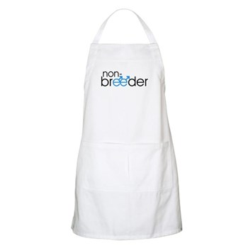 Non-Breeder - Male BBQ Apron